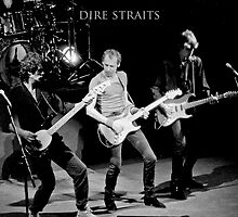 Dire  Straits by Robert Sturman