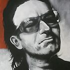bono from u2 by alan  sloey( Japraku)