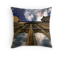 Heaven's Reflection Throw Pillow