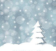 Happy Snow by Stephanie Rachel Seely