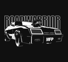 Mad Max Inspired Roadwarrior | Classic White by GTOclothing