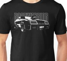 Mad Max Inspired Roadwarrior | Classic White Unisex T-Shirt