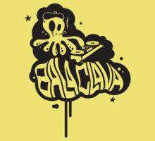 Squid DJ by Ben  McGill