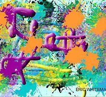 (FLATHEAD RIVER ) ERIC WHITEMAN ART  by eric  whiteman