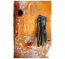 A Place to Hang your Pants Poster