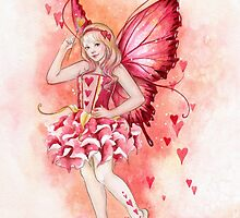 Valentina by Jannafairyart