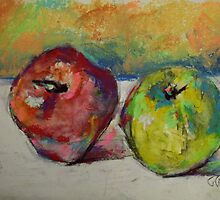 Christmas Apples by Jeanette Jobson