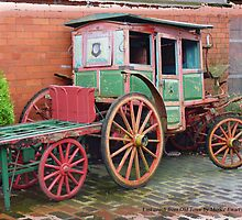 """Last Coach from Old Town"" by Merice  Ewart-Marshall - LFA"