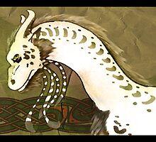 Dragon by Mer Nolan