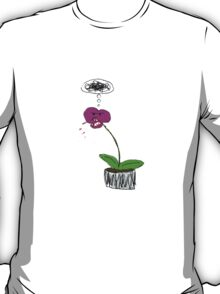 Meat-Eating Orchid T-Shirt