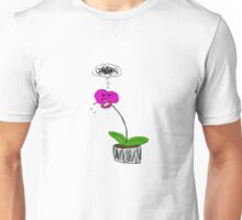 Meat-Eating Orchid Unisex T-Shirt