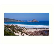 Leeuwin-Naturaliste National Park Art Print
