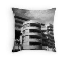 """""""Modern Miami"""" Throw Pillow"""