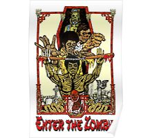 Enter the Zombie Poster