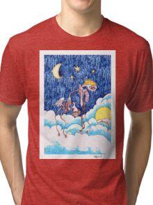 Fallen Angel Tri-blend T-Shirt