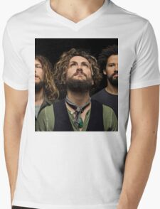 John Butler Trio Mens V-Neck T-Shirt