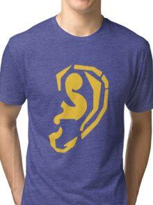 big ear Tri-blend T-Shirt