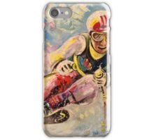 Skiing 08 iPhone Case/Skin