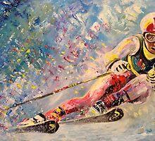 Skiing 08 by Goodaboom