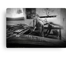 Chilin out Canvas Print