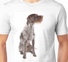 German wire-haired pointer Unisex T-Shirt