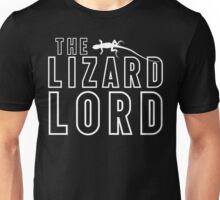 The Lizard Lord T Shirt For Reptile Lovers Unisex T-Shirt
