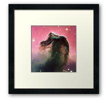 The Horsehead Nebula - Giant Print of the Horse Head Nebula Framed Print