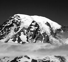 """Mt. Rainier"" by David Lee Thompson"