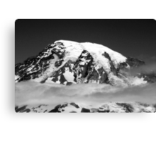"""Mt. Rainier"" Canvas Print"