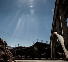 Mike O'Callaghan–Pat Tillman Memorial Bridge by Madilation