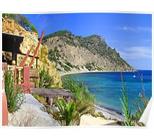 Sol Den Serra Bay Poster