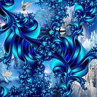 Deep Winter Blues by Scott Hasbrouck