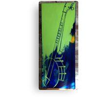 Banjo Canvas Print