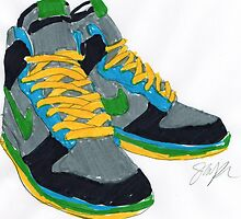 Nike Sneakers by kAAn