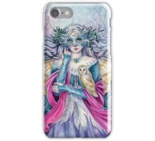 Winter Fay iPhone Case/Skin