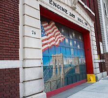 FDNY Ladder 118 / Engine 205 by Madilation