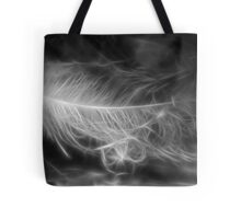 Floating Feather Dreams Tote Bag
