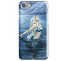 """Bathing in the Moonlight"" iPhone Case/Skin"