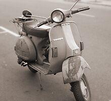 Veteran Scooter by John Ayo