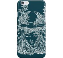 The Forest Princess iPhone Case/Skin