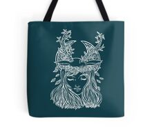 The Forest Princess Tote Bag