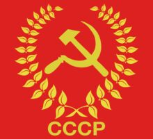 CCCP Army by humerusbone