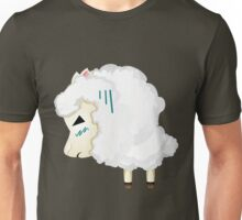 Chibi Sheep 3 Unisex T-Shirt
