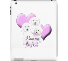 Bichon Love iPad Case/Skin