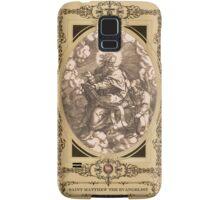 Saint Matthew The Evangelist Samsung Galaxy Case/Skin