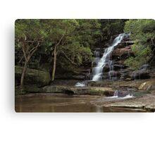 Somersby Falls - Solitude Canvas Print