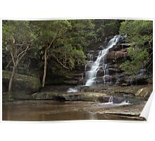 Somersby Falls - Solitude Poster