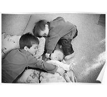 3 boys in love Poster