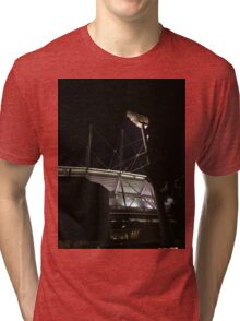 Melbourne Cricket Ground- 2014 Tri-blend T-Shirt