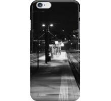 Railway station iPhone Case/Skin